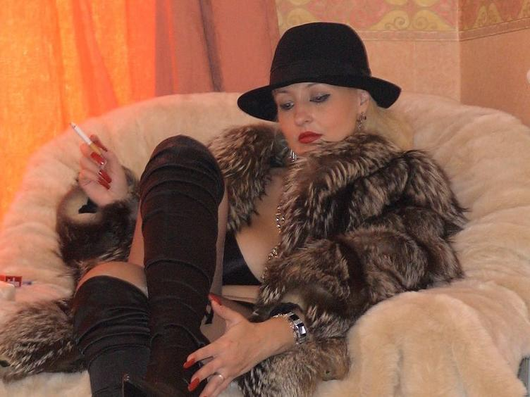 I'm a sophisticated, demanding real life Mistress, who loves the control, discipline and humiliation of submissive males and females.I control your Mind, Soul and Body. I enjoy watching you begging ….being humiliated….paying to be able to be watched by Me. I only pay attention to you when I want to, and only if you pay the tribute. My time online is precious, so make sure you get my attention by paying, making me gifts, My interests are using you: Legs, Heels, Hypnosis, Cross-dressing, Feminisation and Sissification, Strap-on training, Cuckolding and more ….there is only one RULE: I command - you obey. I love gifts, so make sure to send me gifts, money, pay for my used stockings, outfits. pay for my attention.