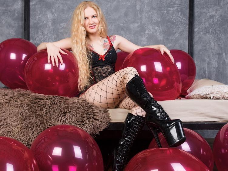 I am a fetish model and love to perform on webcam. My fetishes:balloons amp; inflatables, footfetish, high heels shoes amp; boots, pantyhose, stockings, socks, nylon, fishnet, pvc, leather,  down jackets, jeans, leggings, femdom, findom, giantess and so much more. Ask me about other fetishes.