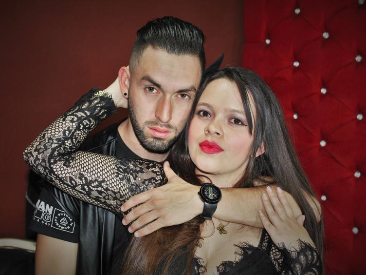 WE are AShley and Cris a latin couple ready for make ur more under secrest reality