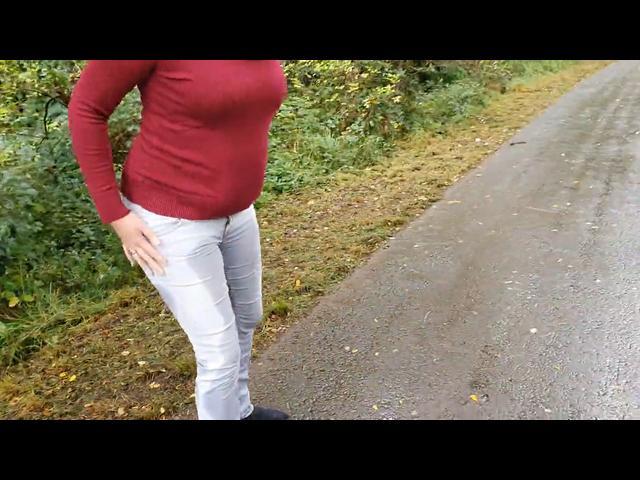 Mein erster Pisswalk